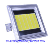 100W COB Five-Year-Warranty Ex-Proof LED Gas Station Lamp