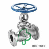 Stainless Steel Globe Valve with Flanged End GB Pn16~40