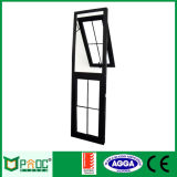 Aluminum Alloy Top Hung Window with Grill