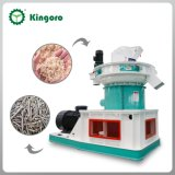 Vertical Ring Die Pine Sawdust Pellet Machine