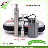 Huge Vapor Ecig Evod Electronic Cigarette Latest Zipper Case Evod Mini Protank 3 Starter Kit