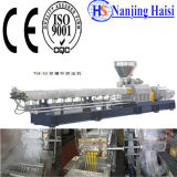 Waste Plastic Flakes Granulating Recycling Extrusion Machine/Pelletizing Line