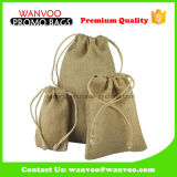 Eco Friendly Flour Bag with Drawstring for Food