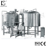Stainless Steel Brewhouse Beer Brewery System
