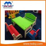 China Wholesale Kindergarten Garden Plastic Table
