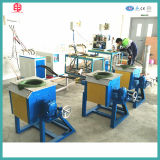 Steel Melting Type and 100kg Induction Furnace of China Supplier