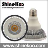 High Quality Aluminium 15W E27 E26 LED PAR30 Light
