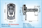 Plastic Electroplate Water Tap with The New Material B6 Electroplate