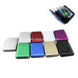 Hot Aluminum Business Card Case/Credit Card Case