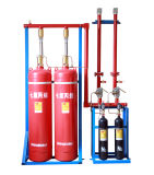 4.2MPa FM200 Automatic Fire Extinguisher System with High Efficiency