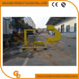 GBMS-500 Automatic Vertical Wire Sawing Machine