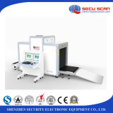 Logisitic Company use X-ray Cargo Scanner 100100 Xray Pallet inspection system