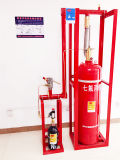China Supply 5.6MPa Pipe Network FM200 Gas Fire Suppression System