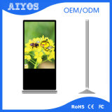 55 Inch Floor Stand Digital Signage LCD Advertising Display Screen