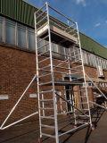 Mobile Aluminium Scaffold Frame Ladder Tower