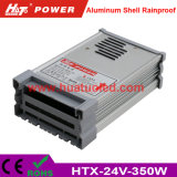 24V-350W Constant Voltage Aluminum Shell Rainproof LED Power Supply