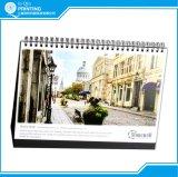 Hot Sale Custom 2018 Desk Calendar Printing
