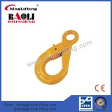 G80 Eye Self Locking Hook with Safety Latch