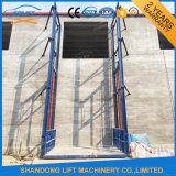 Customized Hydraulic Rail Lead Lift Platform