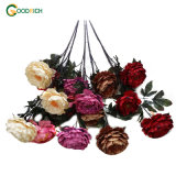 Big Peony Artificial Flower for Decoration