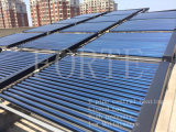 Split High Pressure Solar Collector --Central Heating