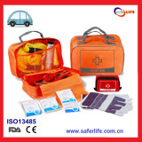 Portable Car Roodside Emergency Kit Vehicle First Aid Kit