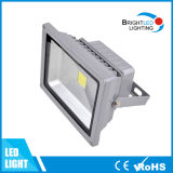 CE RoHS 50W Outdoor Bridgelux LED Floodlight