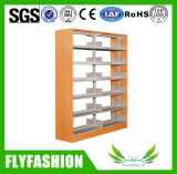 Wooden Library Double Face Bookshelf for Putting Book