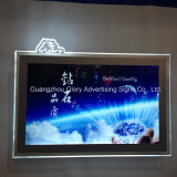 LED Crystal Light Box Frameless Acrylic Frame