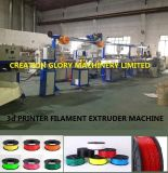 Automatic High Efficiency 3D Printer Filament Plastic Extruder Machine