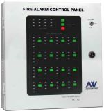 Asenware Conventional Fire Alarm Panel 4 Zone (AW-CFP2166-4)