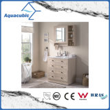 Plywood Vanity with Artificial Marble Top and Ceramic Basin (ACF8904)