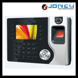 2.4 Inch TFT Screen Zdc60t Biometric Fingerprint Time Attendance