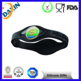 Hot Power &Balance Silicone Wristband Bracelet (Color: colorful; Size: M)