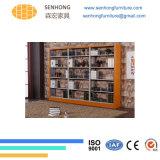 Chinese Wholesale Furniture Used Library Furniture Metal Bookshelf