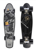 Plastic Skateboard with En 13613 Certification (YVP-2206-4)