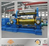 Lab Mixing Mill Laboratory Mixer Rubber Mill with BV ISO SGS