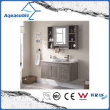 Plywood Bathroom Furniture Vanity in Oak (ACF8902)
