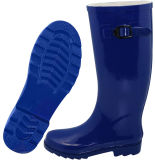 Newdesign OEM Men's Plastic Rain Boot