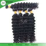 100% Brazilian Hair Deep Wave Virgin Wholesale Human Hair Extension