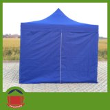 Beautiful Blue Color Pop up Tent with Doors