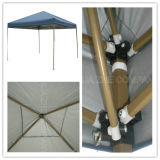 Gazebo with Button, Canopy with Ring-Pull, Tent with Button or Ring-Pull
