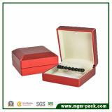 High Quality Red LED Plastic Jewellery Box