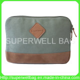 Fashion Canvas iPad Sleeve with Good Quality and Competitive Price