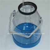 Plastic Milk Buckets with Scale 25L 32L for Milking Machine