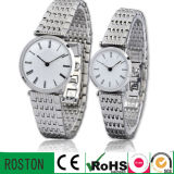 Customized Japan Movt Stainless Steel Back Mens Wrist Watches