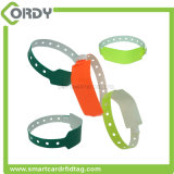 Customized PVC RFID Smart Wristband for Baby Identification