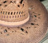 Animal Freeze Straw Cowboy Hat