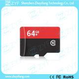 High Quality Real Capacity 64GB Class 10 Micro SD Memory Card (ZYF6014)