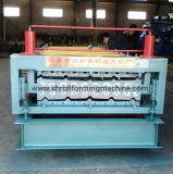 Two Profile Panel Roofing Sheet Double Layer Forming Machine